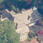 Will Smith's House (Birds Eye)