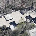 Greta Van Susteren's House (Birds Eye)