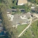 Farrah Fawcett's House (former) (Birds Eye)