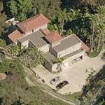 Christina Applegate's House (Birds Eye)