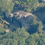 Jeffrey Lurie's House (previously Walter Annenberg's House) (Birds Eye)