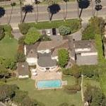 Pat Boone's House (Birds Eye)