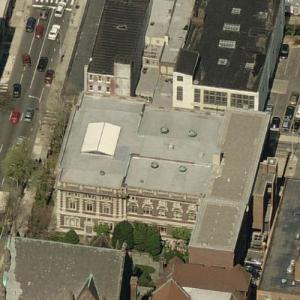 Mütter Museum (The College of Physicians of Philadelphia) (Birds Eye)