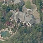 Mac Davis' House (former) (Birds Eye)