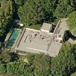 Cameron Diaz's House (Birds Eye)