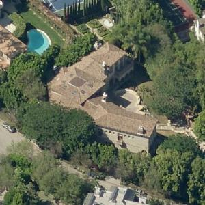 "Kenneth ""Babyface"" Edmonds' House (former) (Bing Maps)"