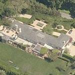 Michael Eisner's House (Birds Eye)