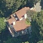 Barbara Hershey's House (Birds Eye)