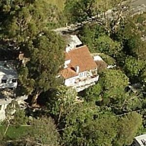 Barbara Hershey's House (Bing Maps)