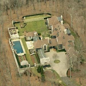 Tim McGraw & Faith Hill's House (Birds Eye)