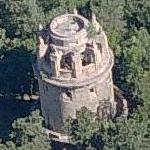 Bismarck Tower Jena (Birds Eye)