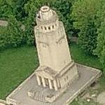 Bismarck Tower Konstanz (Birds Eye)