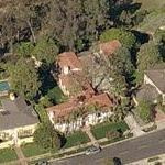 Julia Louis-Dreyfus' House (Birds Eye)