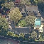 Steve Martin's House (Birds Eye)