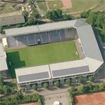 Carl Benz Stadium - SV Waldhof Mannheim (Birds Eye)