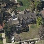 Diedrich Bader's House (Birds Eye)