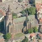 St Mary's Church (Birds Eye)