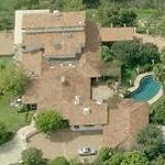 John Travolta & Kelly Preston's House (Birds Eye)