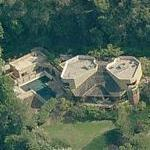 Pat Sajak's House (Birds Eye)