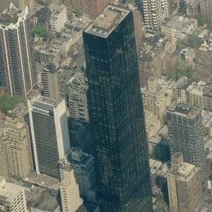 Trump World Tower (Birds Eye)