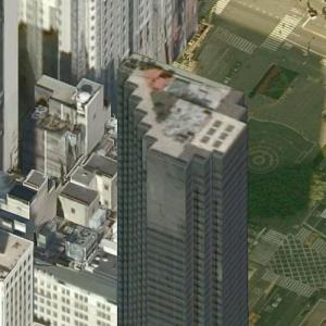 Trump Tower (Bing Maps)