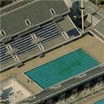 2004 Athens Olympics Aquatic Center (Birds Eye)