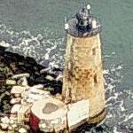 Whaleback Light (Birds Eye)