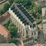 Hallescher Dom (cathedral Halle) (Birds Eye)