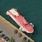 Isle of Poros - Athens Hydrofoil Ferry