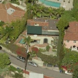 Danny Masterson's House (former) (Birds Eye)