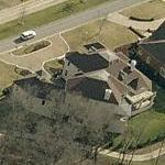 Kyle Vanden Bosch's House (Birds Eye)