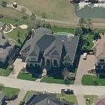 Clyde Drexler's House (Birds Eye)