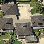 Andre Agassi & Steffi Graf's House (former) (Birds Eye)