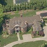 Isiah Thomas' House (Birds Eye)