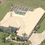 Mike Mussina's House (Birds Eye)