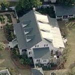 Paula Deen's House (Birds Eye)