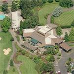 Columbia Edgewater Country Club (Birds Eye)