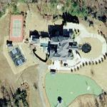 Ludacris' Home (Birds Eye)