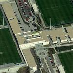 Ciudad Real Madrid (training facility of Real Madrid) (Birds Eye)
