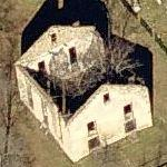 Bethlehem Baptist Church Ruins (Birds Eye)