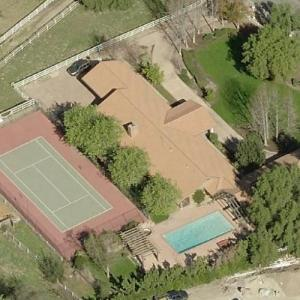 Eran & Lucie Moas's House (previously Morris Chestnut's House) (Bing Maps)