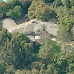 Donald P. Bellisario's house (Birds Eye)