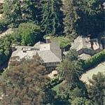 Mark Harmon's house (Birds Eye)