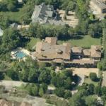Tom Gores' house