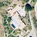 Gary Collins & Mary Ann Mobley's House (Bing Maps)