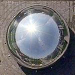 La Géode (Bing Maps)