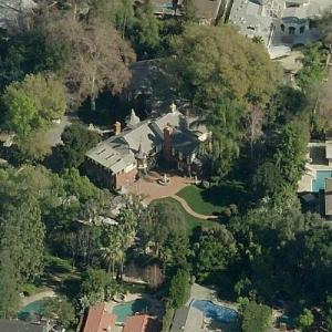 Jackson Family House (Birds Eye)