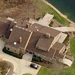 Jim Davis' Home (Birds Eye)