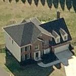 DeAngelo Williams' House (Birds Eye)