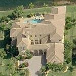 Bartolo Colon's House (Former) (Birds Eye)